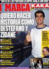 Portada diario Marca del 12 de Julio de 2009