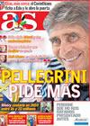 Portada diario AS del 13 de Julio de 2009