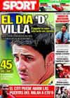 Portada diario Sport del 13 de Julio de 2009