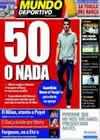 Portada Mundo Deportivo del 14 de Julio de 2009