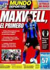 Portada Mundo Deportivo del 16 de Julio de 2009