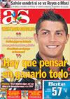 Portada diario AS del 17 de Julio de 2009