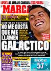 Portada diario Marca del 17 de Julio de 2009