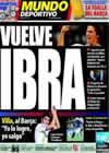 Portada Mundo Deportivo del 17 de Julio de 2009