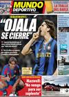 Portada Mundo Deportivo del 18 de Julio de 2009