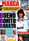 Portada diario Marca del 19 de Julio de 2009