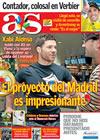 Portada diario AS del 20 de Julio de 2009