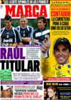 Portada diario Marca del 20 de Julio de 2009