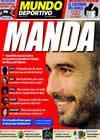 Portada Mundo Deportivo del 21 de Julio de 2009