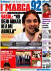 Portada diario Marca del 23 de Julio de 2009