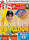 Portada diario AS del 24 de Julio de 2009