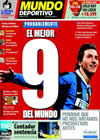 Portada Mundo Deportivo del 24 de Julio de 2009