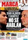 Portada diario Marca del 25 de Julio de 2009
