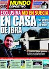 Portada Mundo Deportivo del 25 de Julio de 2009