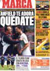 Portada diario Marca del 26 de Julio de 2009