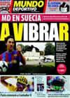 Portada Mundo Deportivo del 26 de Julio de 2009