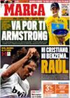 Portada diario Marca del 27 de Julio de 2009