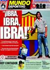 Portada Mundo Deportivo del 27 de Julio de 2009