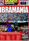 Portada Mundo Deportivo del 28 de Julio de 2009