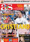 Portada diario AS del 29 de Julio de 2009