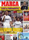 Portada diario Marca del 29 de Julio de 2009