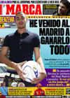 Portada diario Marca del 30 de Julio de 2009