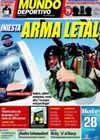 Portada Mundo Deportivo del 30 de Julio de 2009
