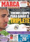 Portada diario Marca del 31 de Julio de 2009