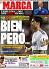Portada diario Marca del 1 de Agosto de 2009