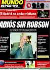 Portada Mundo Deportivo del 1 de Agosto de 2009