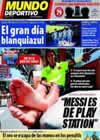 Portada Mundo Deportivo del 2 de Agosto de 2009