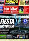 Portada Mundo Deportivo del 3 de Agosto de 2009