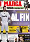 Portada diario Marca del 5 de Agosto de 2009