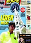 Portada Mundo Deportivo del 5 de Agosto de 2009