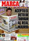 Portada diario Marca del 6 de Agosto de 2009
