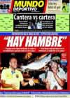 Portada Mundo Deportivo del 6 de Agosto de 2009