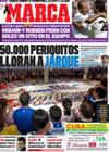 Portada diario Marca del 10 de Agosto de 2009