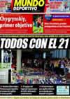 Portada Mundo Deportivo del 10 de Agosto de 2009