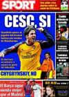 Portada diario Sport del 11 de Agosto de 2009