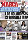 Portada diario Marca del 12 de Agosto de 2009