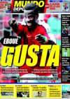Portada Mundo Deportivo del 14 de Agosto de 2009
