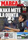 Portada diario Marca del 16 de Agosto de 2009