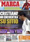 Portada diario Marca del 19 de Agosto de 2009