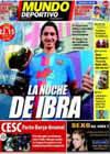 Portada Mundo Deportivo del 19 de Agosto de 2009