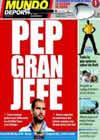 Portada Mundo Deportivo del 22 de Agosto de 2009