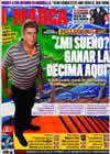 Portada diario Marca del 23 de Agosto de 2009