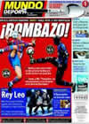 Portada Mundo Deportivo del 28 de Agosto de 2009