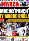 Portada diario Marca del 30 de Agosto de 2009