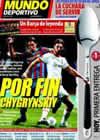 Portada Mundo Deportivo del 30 de Agosto de 2009