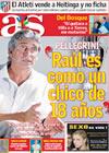 Portada diario AS del 2 de Septiembre de 2009